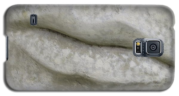 Galaxy S5 Case featuring the photograph Stone Cold Lips by Ella Kaye Dickey