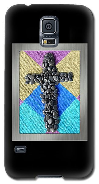 Stone Cross Galaxy S5 Case