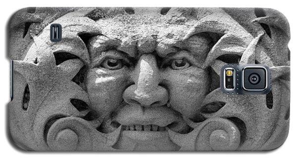 Stone Face I Galaxy S5 Case