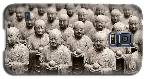 Stone Figures Of Jizo Galaxy S5 Case