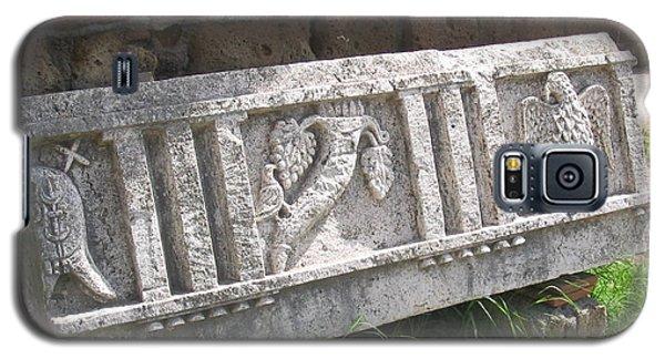 Stone In Tarquinia Galaxy S5 Case
