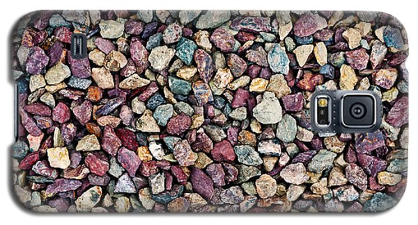 Stone Pebbles  Galaxy S5 Case by Ulrich Schade