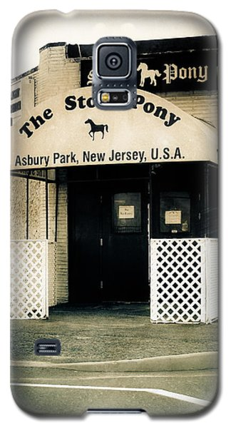 Stone Pony Galaxy S5 Case by Colleen Kammerer