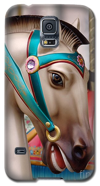 Galaxy S5 Case featuring the photograph Stone Pony by Sami Martin
