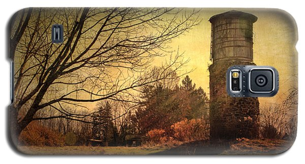 Stone Silo And Water Tower  Galaxy S5 Case