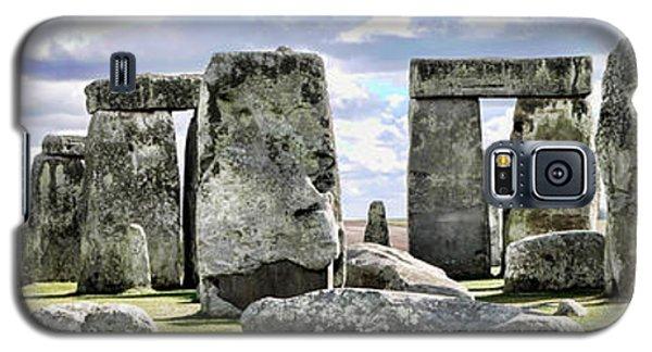 Stonehenge Galaxy S5 Case by Gordon Engebretson