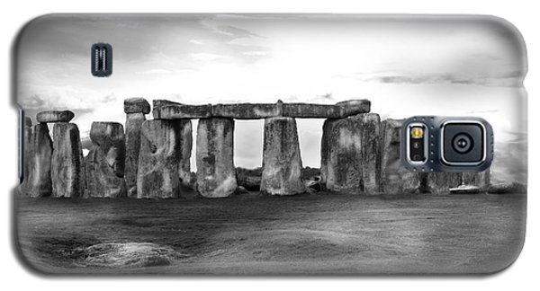 Stonehenge In The Rain Galaxy S5 Case