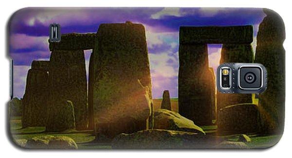 Stonehenge Rays Galaxy S5 Case