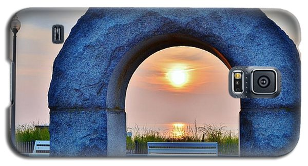 Sunrise Through The Arch - Rehoboth Beach Delaware Galaxy S5 Case