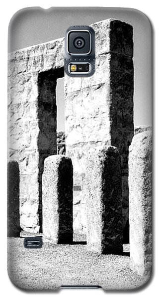 Stonehenge Replica Galaxy S5 Case by Chalet Roome-Rigdon