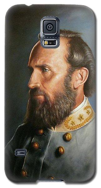 Stonewall Jackson Galaxy S5 Case