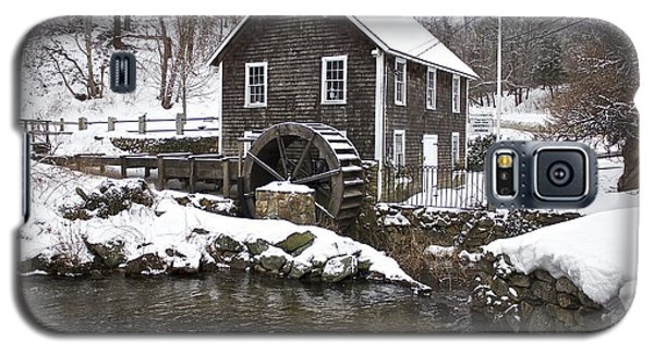 Stony Brook Grist Mill Of Brewster Galaxy S5 Case