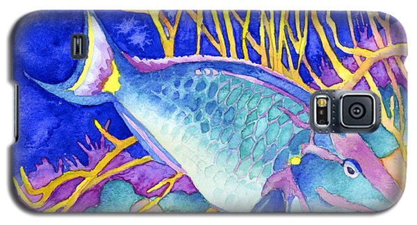 Stoplight Parrotfish Galaxy S5 Case