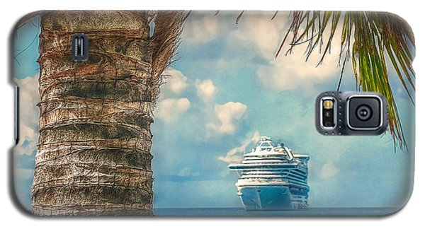 Stopover In Paradise Galaxy S5 Case