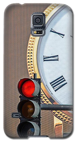 Stopping Time Galaxy S5 Case by Gary Slawsky