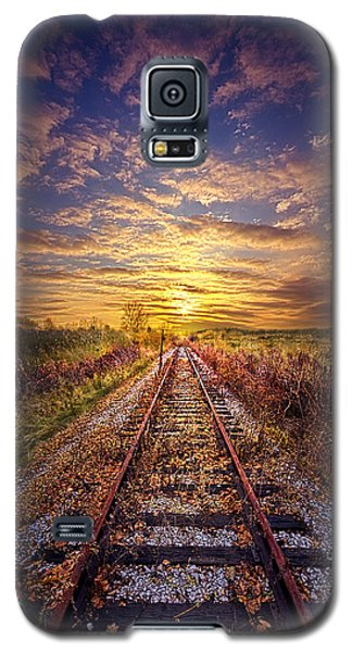 Stories To Be Told Galaxy S5 Case