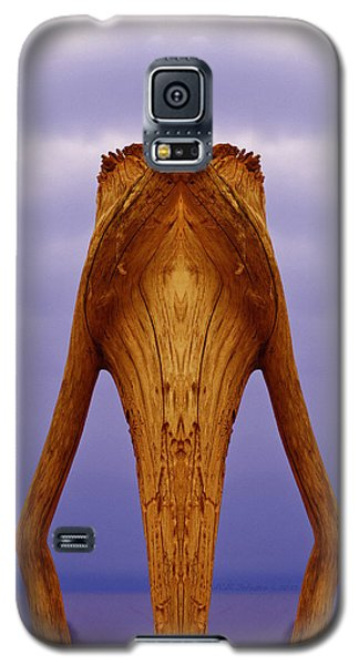 Galaxy S5 Case featuring the photograph Storkwood by WB Johnston