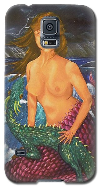 Storm And Peace Galaxy S5 Case