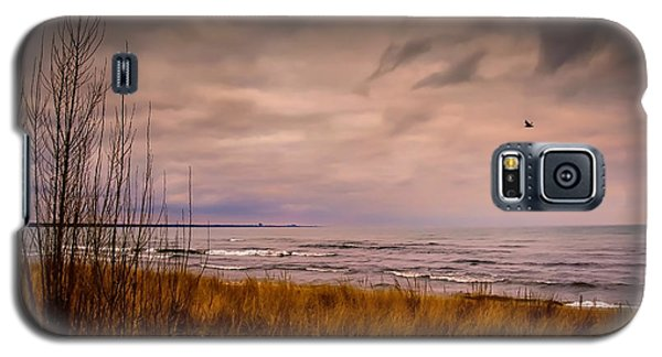 Storm Approaching At Dusk Galaxy S5 Case