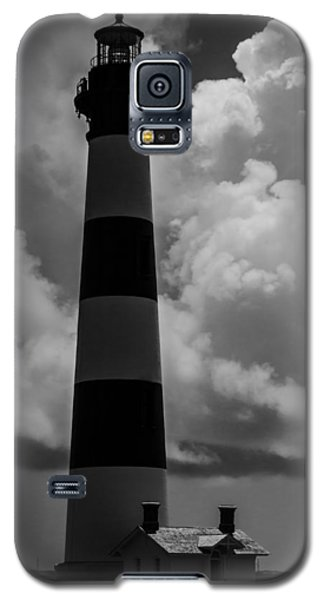 Storm At Bodie Light Galaxy S5 Case