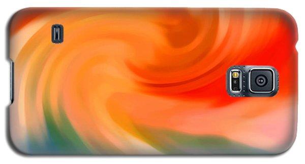 Storm At Sea 1 Galaxy S5 Case
