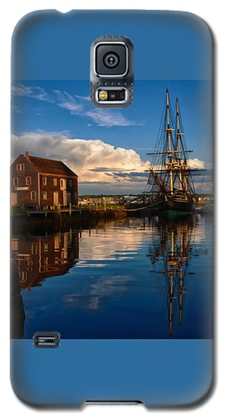Storm Clearing Friendship Galaxy S5 Case by Jeff Folger