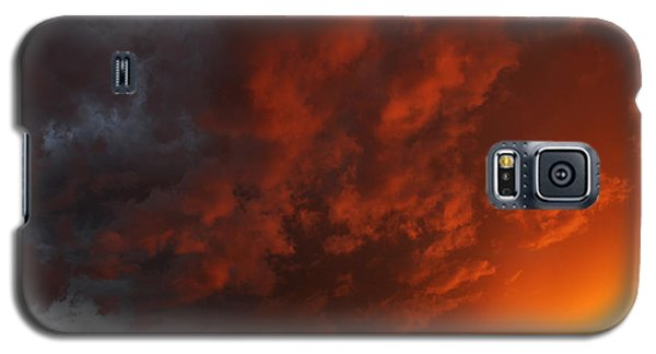 Storm Clouds Over Yorkton II Galaxy S5 Case