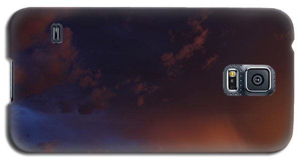 Storm Clouds Over Yorkton IIi Galaxy S5 Case