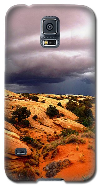 Storm In The Desert Galaxy S5 Case