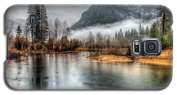 Storm In Yosemite Galaxy S5 Case