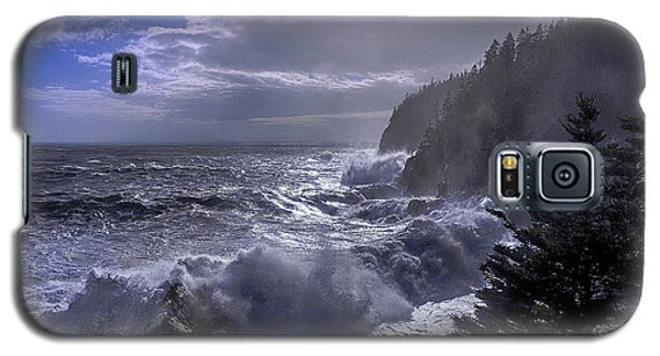 Storm Lifting At Gulliver's Hole Galaxy S5 Case