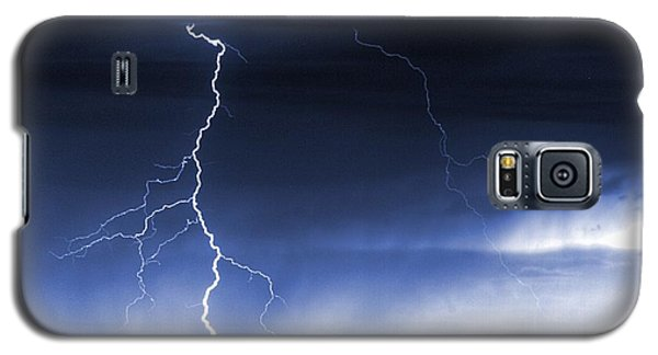 Storm On The Prairie Galaxy S5 Case