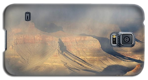 Storm Over The Grand Canyon Galaxy S5 Case