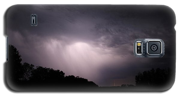 Storm Over Wroxton Galaxy S5 Case