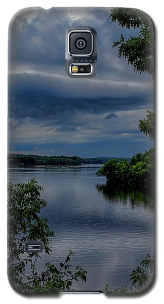 Storm Rolling Over Lake Wausau Galaxy S5 Case