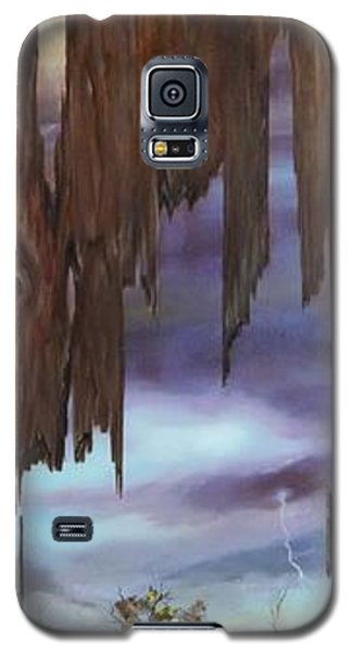 Storm Through The Grain Galaxy S5 Case