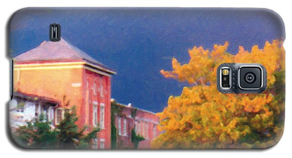 Galaxy S5 Case featuring the photograph Storm Watch by The Art of Marsha Charlebois