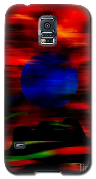 Storm Watch Galaxy S5 Case by Marvin Blaine