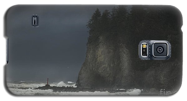 Storm At Lapush Washington State Galaxy S5 Case