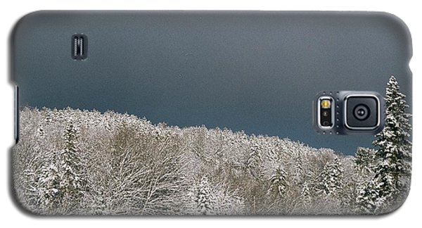 Galaxy S5 Case featuring the photograph Storm's A'brewin' by David Porteus