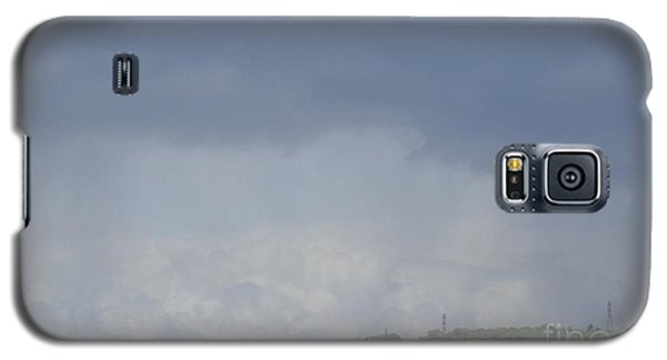 Galaxy S5 Case featuring the photograph Storm's Coming  by Christina Verdgeline