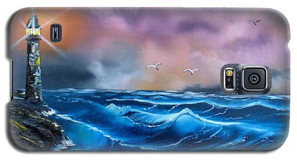 Storms Rolling In Galaxy S5 Case