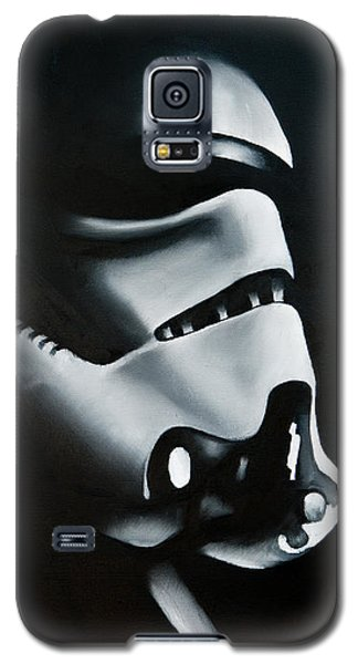 Star Wars Galaxy S5 Case - Stormtrooper by Clifton Llamas