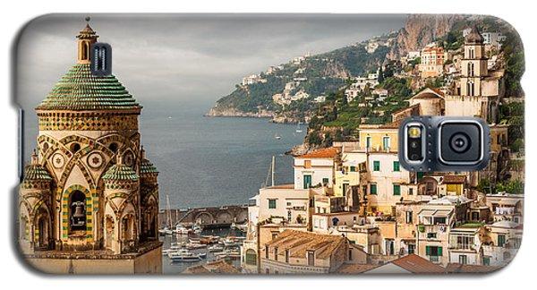 Stormy Amalfi Galaxy S5 Case