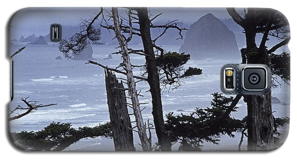 Stormy Cannon Beach Galaxy S5 Case