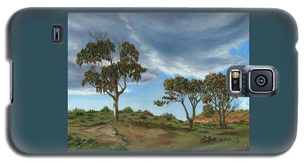 Stormy Eucalyptus Galaxy S5 Case