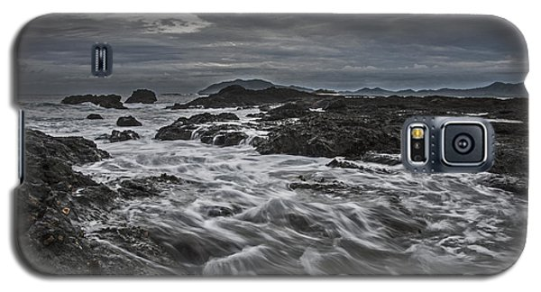 Stormy Evening On The Pacific Galaxy S5 Case