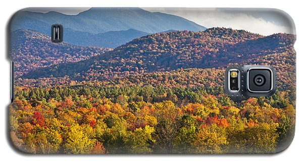 Stormy Mount Mansfield Galaxy S5 Case