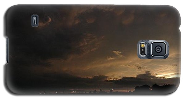 Stormy Night Galaxy S5 Case