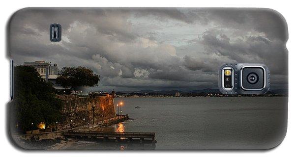 Galaxy S5 Case featuring the photograph Stormy Puerto Rico  by Georgia Mizuleva